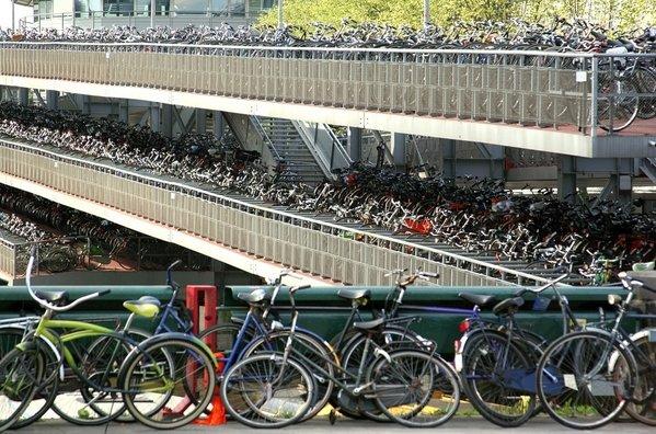 aparcamiento Amsterdam